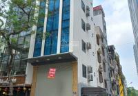 Chính chủ cho thuê nhà 35 Lê Văn Thiêm 70tr/tháng 450m2 nhà 8 tầng mới tinh cho thuê cao kd tốt