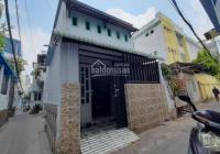 Nợ ngân hàng bán nhà 2 tầng, hẻm 3m, Nguyễn Huy Lượng, 56.79 m2, 3.95 tỷ