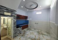 Cần bán căn nhà 3 tầng, nở hậu HXH, tặng nội thất xịn đường 14, GV