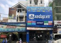 Nhà mặt tiền Nguyễn Thị Thập, P. Tân Quy, Quận 7, 8m x 27m, trệt 2 lầu, giá chỉ 48 tỷ