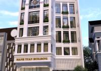 Cho thuê nhà nguyên căn góc 2 mặt tiền số 130 Tân Hương, DT: 7,1x20m, 1 lửng, 5 lầu, 120tr/ tháng
