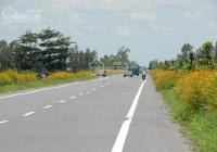 Cần bán 5 công đất vườn, mặt tiền 35m, Quốc Lộ 61C, Châu Thành A, 350 triệu/công
