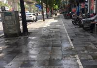 Cho thuê nhà mặt phố Quang Trung, Hà Đông, dt 600m2 x 5t, 1 hầm, thông sàn, ĐH, thang máy nhà mới