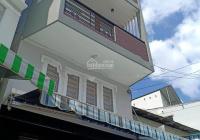 Bán nhà, hẻm xe hơi 8m (4 x 10m) XD 3 tấm. Tân Hóa, Phường 1, Quận 11