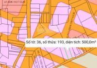 Bán lô đất đẹp vị trí 1 xẹt Hùng Vương, xã Vĩnh Thanh, Nhơn Trạch, Đồng Nai. Dt 9,75x59m.