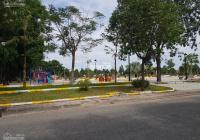 1 cặp DB9 Phú Tân, 10x30m, kế bên ủy ban phường, trước mặt công viên giá tốt nhất con đường
