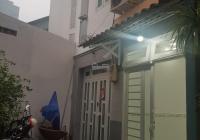 Bán nhà gác lửng mới hẻm ba gác 1 sẹc đường 5 Kha Vạn Cân, Linh Tây, Thủ Đức