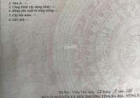 Bán đất Tam Phước DT 254m2 (6x42,5m)