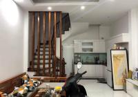 Nhà mặt ngõ phố Lạc Long Quân, ô tô tránh, lô góc, nhà mới, 37m2x5T, MT 4m, 4.9 tỷ. 0916.098.388