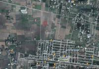 Bán đất Đức Hoà gần Cát Tường Phú Sinh DT 194m2 giá 860 triệu sổ hồng riêng. LH: 0977586475
