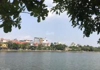 Bán liền kề KĐT Văn Quán, 94m2*5T, MT 4.5m ngay đầu Nguyễn Khuyến, view hồ, ĐN, 11 tỷ 0903491385