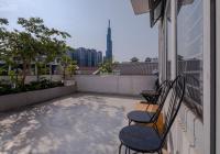 Cho thuê biệt thự An Phú An Khánh, và Trần Não, 10x20m giá 60tr/th view Landmark 81 nhà cực đẹp