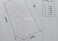 Chính chủ cần tiền bán đất 215m2 trúng đấu giá Trại Khóng, Minh Quang, Tam Đảo. LH 0983328668