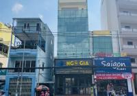 Cần bán gấp toà nhà MT Huỳnh Tấn Phát, Q7. DT 5.8mx16.3m, XD trệt 5 lầu, TK có thang máy, gía 18 tỷ