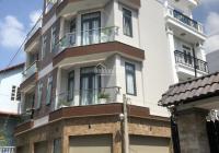Nhà mới 100% Linh Trung DTSD 180m2 1 trệt 3 lầu sân thượng, Đường Hoàng Diệu 2 gần Vincom Thủ Đức