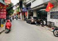 Bán 2 nhà phố Đê Trần Khát Chân - mặt tiền 5.9m, đường ô tô tránh, vỉa hè kinh doanh sầm uất 4.9 tỷ