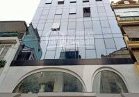 Bán nhà mặt phố Đoàn Trần Nghiệp, Hai Bà Trưng, sổ đỏ 250m2 xây 9 tầng có hầm mặt tiền 9m đẹp