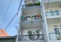 Bán nhà đẹp 3 tầng mặt tiền đường số chợ Tân Mỹ Phường Tân Phú Quận 7