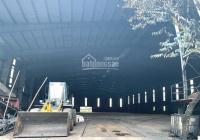 Cho thuê xưởng 30.000đ/m2 ở Long Bình