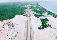Bán 8000m2 đất du lịch sổ có đường cách biển 300m đất du lịch tại Hoà Thắng Bắc Bình, 0947462727