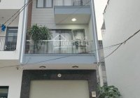 Bán nhà phố 2 lầu ST mặt tiền đường Lê Thị Chợ, P. Phú Thuận, Quận 7