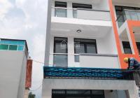 Chính chủ bán nhà 4 tầng, 4PN, 3WC, sân thượng trước sau, 63m2, DTSD 182m2, đường Lò Lu, H. Tây Bắc