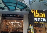 Mặt phố Láng Hạ 98m2 x4 tầng 2 măt thoáng, kinh doanh nhà hàng khách sạn - ô tô vỉa hè