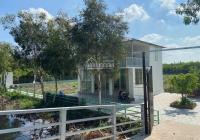 Bán đất mặt sông đường xe hơi cách phà 8km thích hợp khách đầu tư sinh lời, làm nhà vườn nghỉ dưỡng