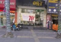 Cho thuê nhà MP Trần Duy Hưng, DT 80m2 * 4 tầng, MT 6,2m, giá 80tr/tháng