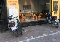 Mình cho thuê mặt bằng kinh doanh 22 Trần Thái Tông 20m2 vỉa hè rộng