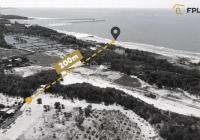 Đất Ven Biển thích hợp đầu tư dịch vụ du lịch, DT 214m2 giá 2,13 tỷ. LH 0961434353