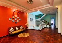 Nhà MT Nguyễn Thị Minh Khai, P7, TP Tuy Hòa 5x33m 1 trệt 3 lầu mới xây đẹp cách biển 500m