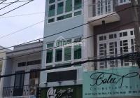 Nhà mới mặt tiền HXT Lê Văn Sỹ, DT: 4,2x18m trệt 3 lầu giá 35tr/th. LH Ms. My 0931116390