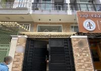 Nhà MT Nguyễn Ngọc Phương 4x20m 1 trệt lửng 3 lầu ST 7P 7WC tiện mở VP nhà hàng