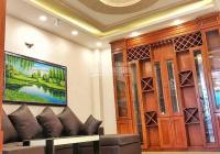 Bán nhà đẹp lung linh, hẻm 8m, đường Út Tịch, P4, Tân Bình. DT 4.1*15m, 4 lầu, giá 13.4 tỷ TL