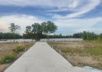 Bán lô đất 668m2 mặt sông Soài Rạp, cách đường Long Hậu - Tân Tập 1km thuộc Long An