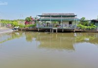 Tuyệt phẩm nhà vườn đẹp nhất Cần Giuộc. DT 1700m2, đường xe hơi, về TP.HCM 25 phút, giá chỉ 3,35 tỷ