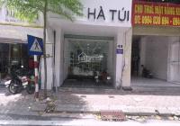 Cho thuê toàn bộ nhà mặt đường 128m2 số 49 Tôn Đức Thắng, Hà Nội