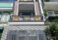 Nhà xinh 1 trệt 2 lầu 4PN, 4WC hẻm 47 Trường Lưu - 4.2 tỷ, cạnh chợ Long Trường, hướng Đông Bắc