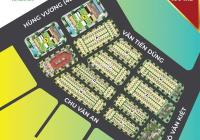 Bán đất MT KDC Hùng Vương, dự án Baria Residence, TP Bà Rịa, 120m2, giá 2.35 tỷ, LH: 0909063509