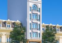 Bán nhanh tòa văn phòng 9 tầng mặt phố Mễ Trì Thượng DT 127m2, MT 6m, liên hệ 0947 106 169