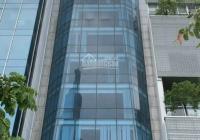 Cho thuê tòa nhà văn phòng Điện Biên Phủ, Q. Bình Thạnh. Xây được hầm 10 tầng, hơn 1100m2 sử dụng