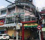 Bán nhà góc 2 MT đường Mai Xuân Thưởng, P. 6, Q. 6, DT 9 x 20m, 4 tấm, giá 38 tỷ