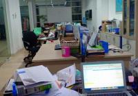 Bán gấp tòa nhà văn phòng 5T mặt phố Lê Đức Thọ P14, gần QL1A, 128m2 8x16m, sổ đỏ chính chủ 12.2 tỷ
