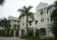 Cho thuê biệt thự tại KĐT Ciputra - quận Tây Hồ, DT 250m2, XD 3,5 tầng 120m2, full đồ. Giá 50tr/th