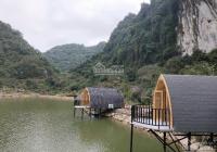 Hơn 1000m2 view hồ & giáp hồ suối rao