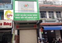 Vị trí kinh doanh tốt, đường Quang Trung 4x24m, 1 lầu