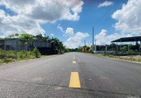 Bán đất mặt tiền nhựa 10m Phan Chu Trinh - TT Đất Đỏ - Đất Đỏ - BRVT, diện tích 5x38m sẵn 60m2