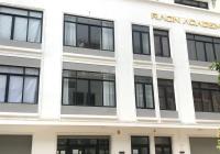 Cho thuê nhà biệt thự liền kề Vinhomes Hàm Nghi, Mỹ Đình DT 100m2, 5 tầng, MT 5m. Giá 40tr/th