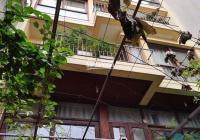 Cho thuê nhà mặt phố Nguyễn Đình Hoàn - Cầu Giấy 100m2 x6T, MT 8m, thang máy, T1,2 thông, 60tr/th